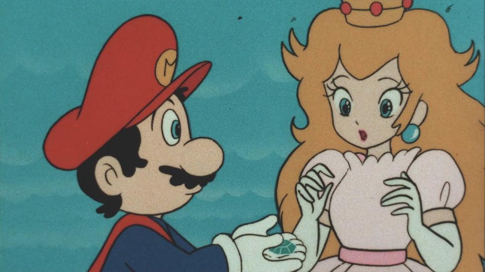 Super Mario Bros. 1986