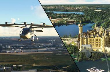 Microsoft Flight Simulator Vehículos