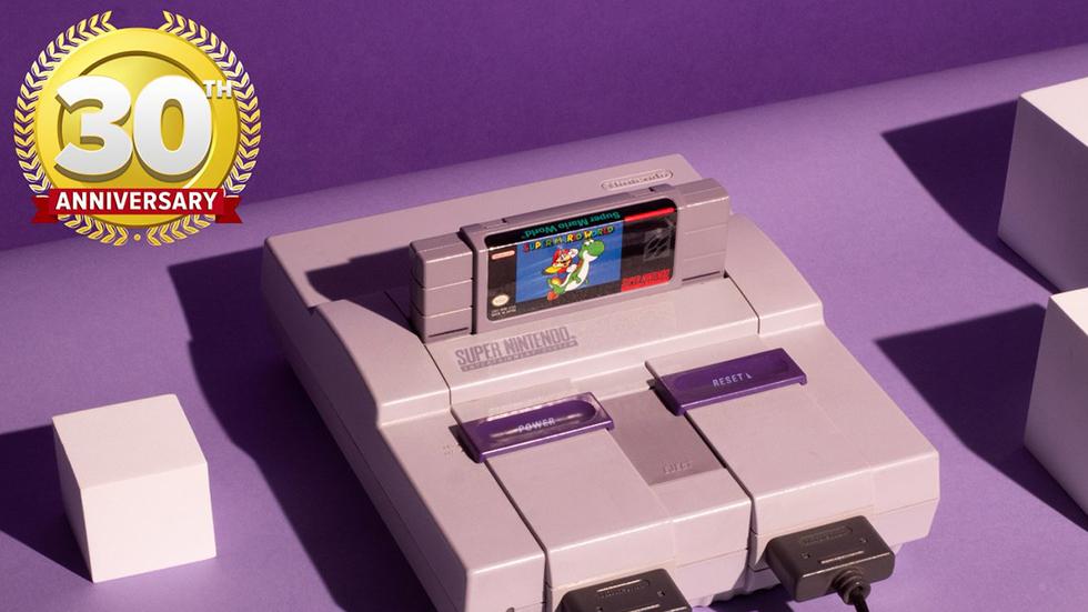 Super Nintendo 30