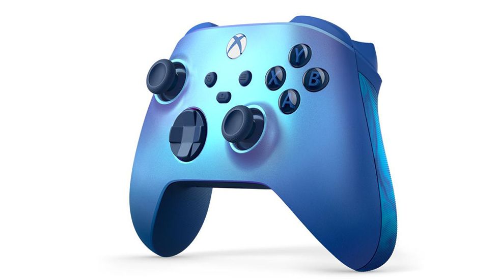 Xbox Aqua Shift