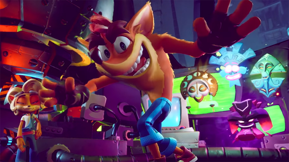 Crash Bandicoot 25° aniversario