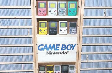 Game Boy Japan