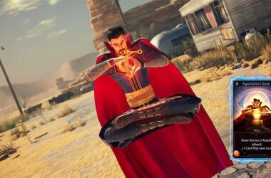 Marvel Midnight Suns Gameplay