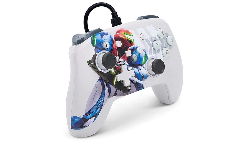 Metroid Dread Controller