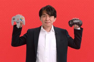 Nintendo Switch 64 Genesis