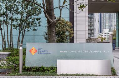 Sony estudio Japón