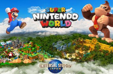 Super Nintendo World Donkey Kong