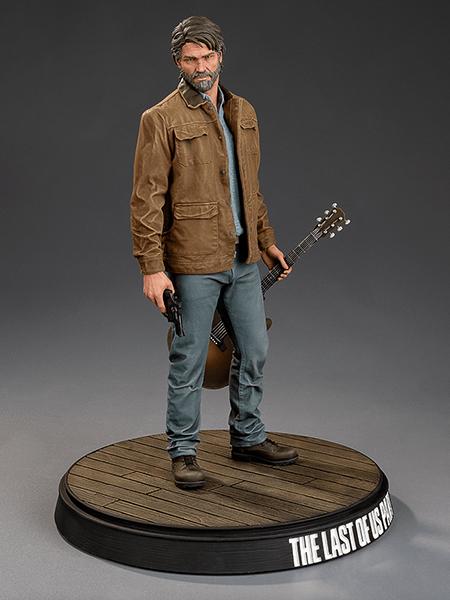 Joel Statue