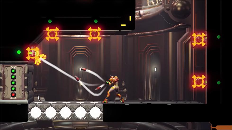 Tráiler Metroid Dread