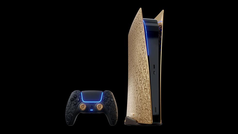 PlayStation 5 oro