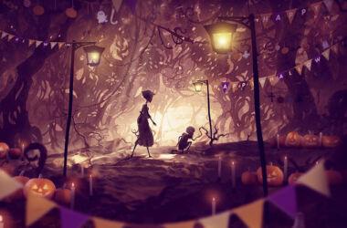 Rersident Evil Halloween